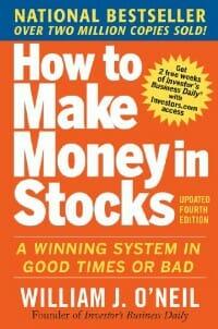 Portada del libro recomendado sobre bolsa e inversión: How to Make Money in StocksLibro de William O'Neil