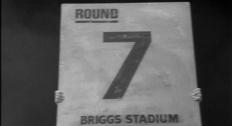 Portada Round 7 Briggs Stadium