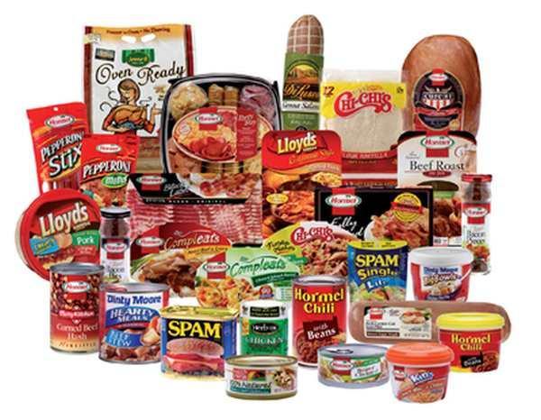 Marcas de la aristócrata del dividendo USA Hormel Foods (HRL)