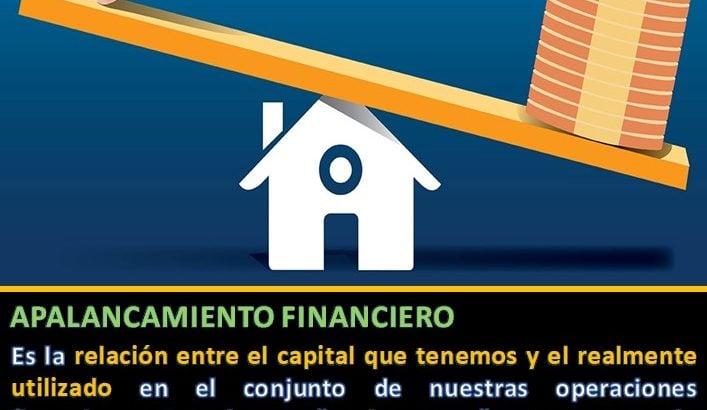 Definición apalancamiento financiero