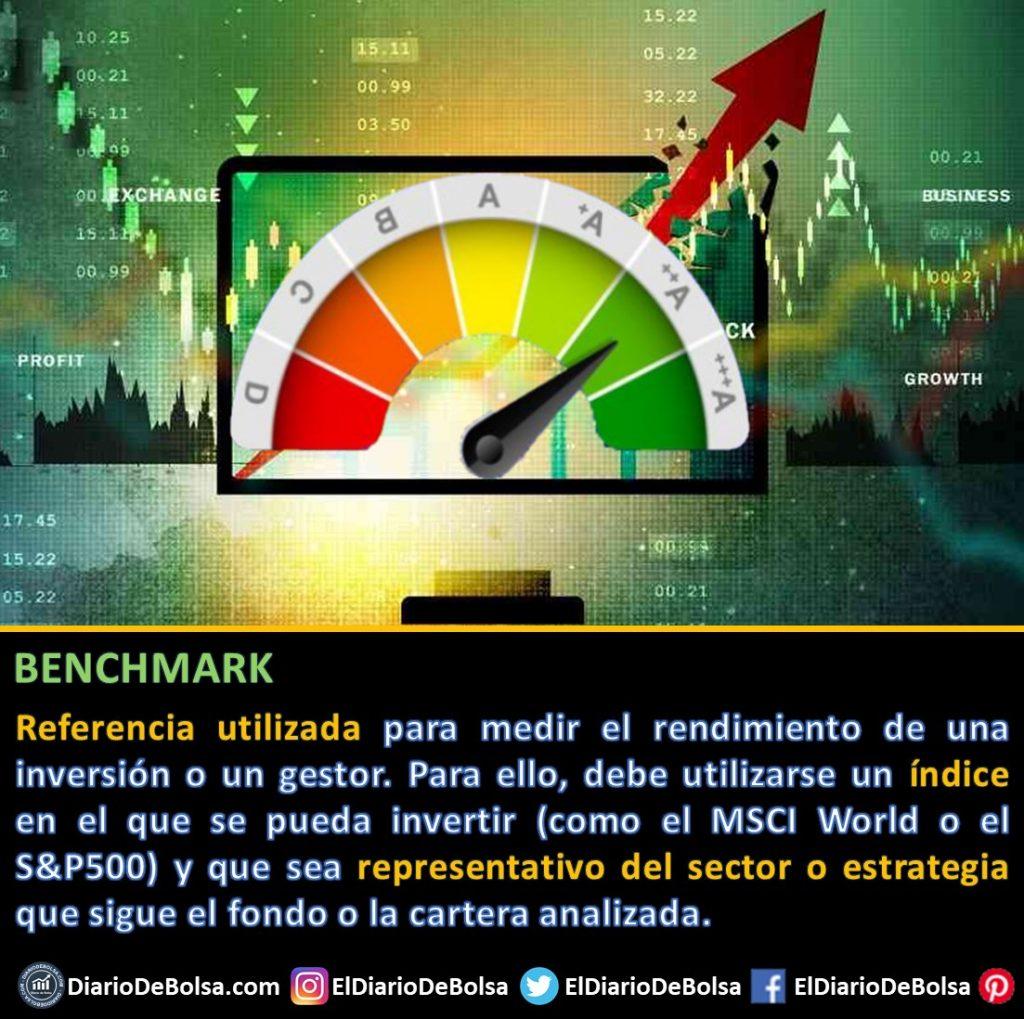 ¿Para que sirve el S&P500? además de poderse invertir en el índice, es utilizado como benchmark o índice de referencia para valorar el rendimiento de otros gestores o inversiones
