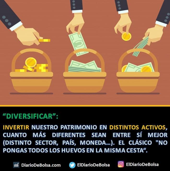 ¿qué tengo que tener en cuenta para empezar a invertir?  ¿Por qué es importante la diversificación? Diversificar nuestras inversiones reduce el riesgo de la cartera