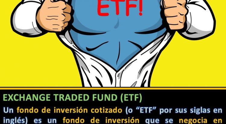 Definición Exchange Traded Fund o ETF