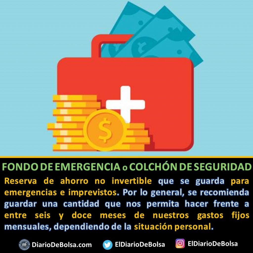 maletin emergencia dinero