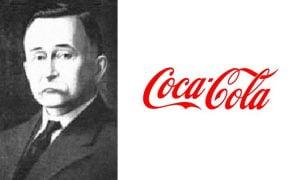 Frank robinson y el logo de cocacola