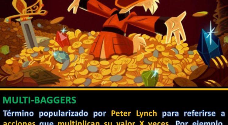 Definición Multibagger Peter Lynch