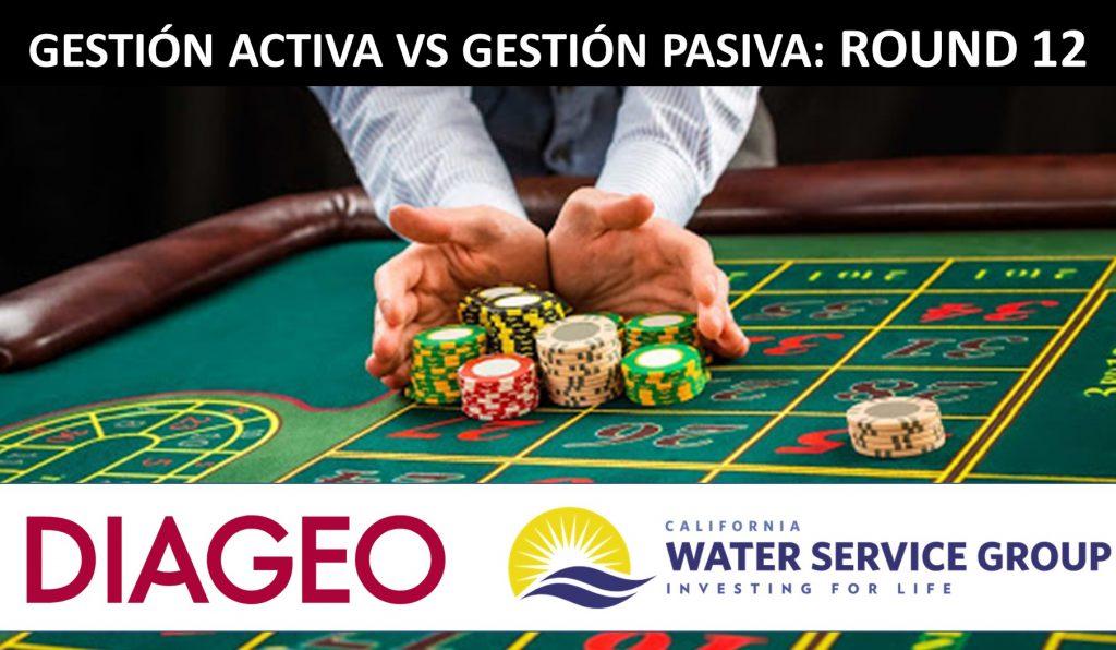 Portada Diageo Water Service Group logos