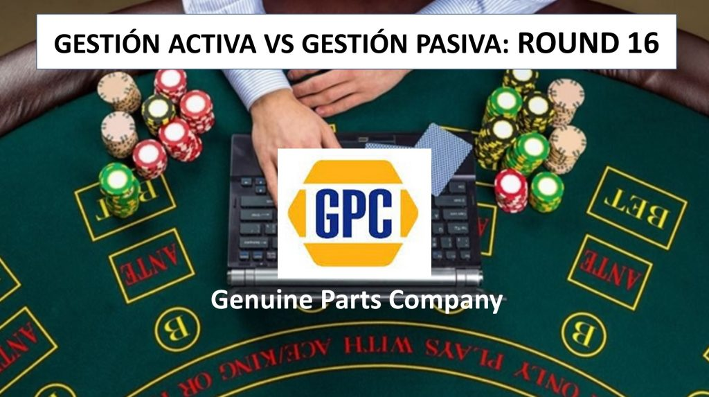 Portada análisis Genuine Parts Company