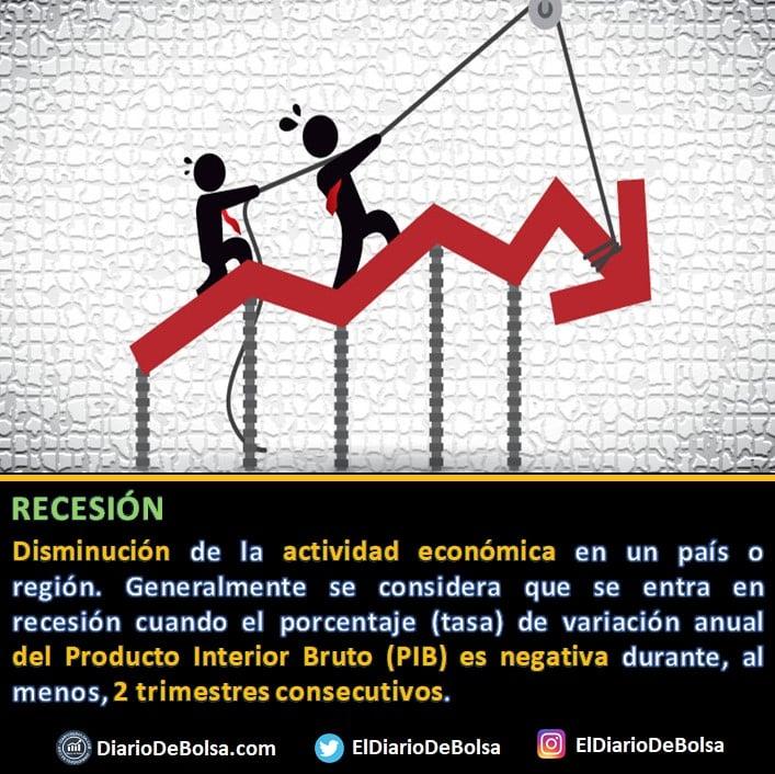 ¿qué es una recesión?