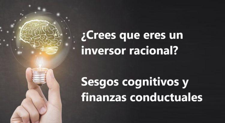 Portada Sesgos cognitivos y finanzas conductuales