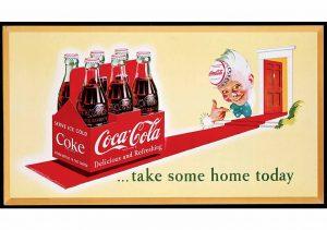 Imagen promocional del 6-pack de Coca-Cola Ko