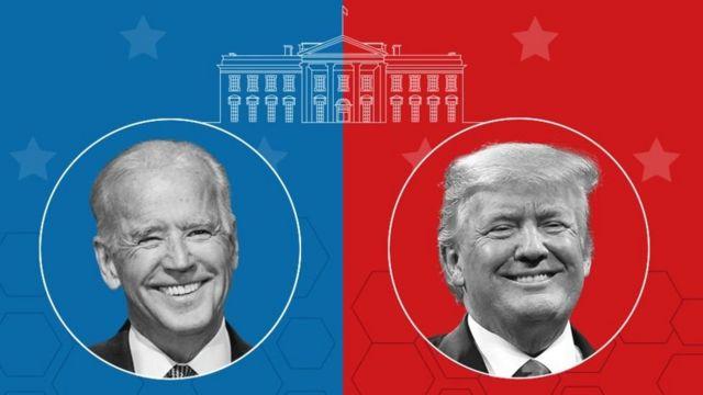 Portada elecciones USA Trump vs Biden