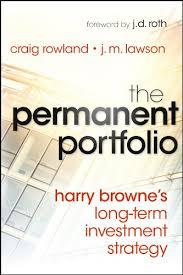 Portada del libro recomendado sobre Bolsa e Inversión: The permanent portfolio de Mike Lawson y Craig Rowland